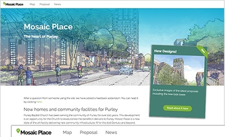 Mosaic Place, Purley