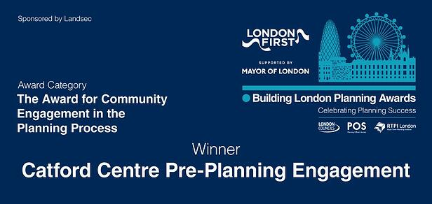Catford Centre Pre-Planning Engagement