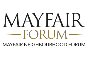 Mayfair Forum logo