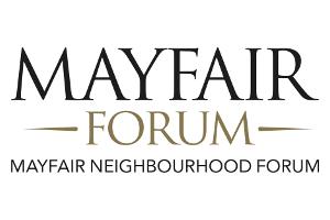 Mayfair Forum logo