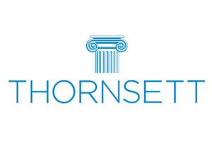 Thornsett logo