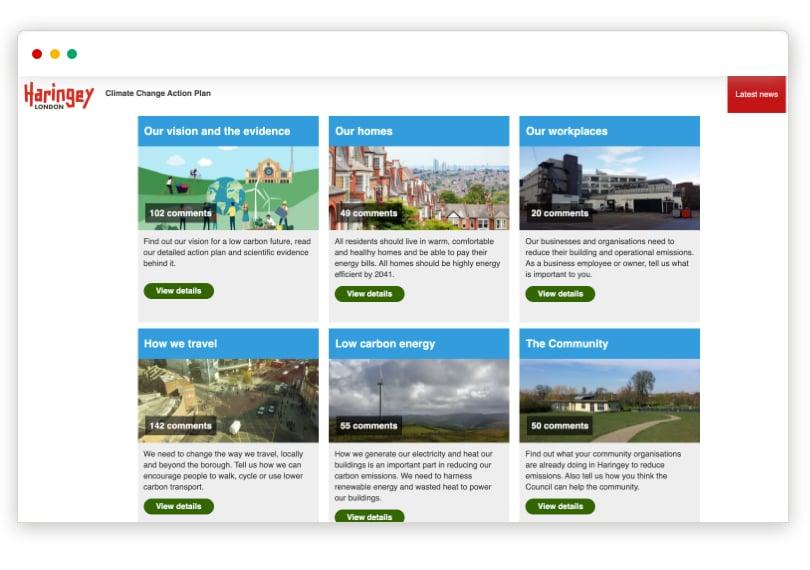Haringey Climate Change Action Plan