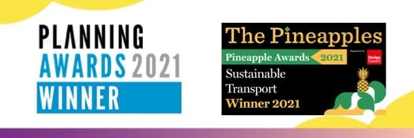 Planning Award & Pineapple