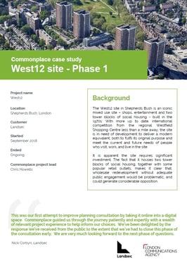 West 12 cse study pic