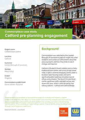 catford pic
