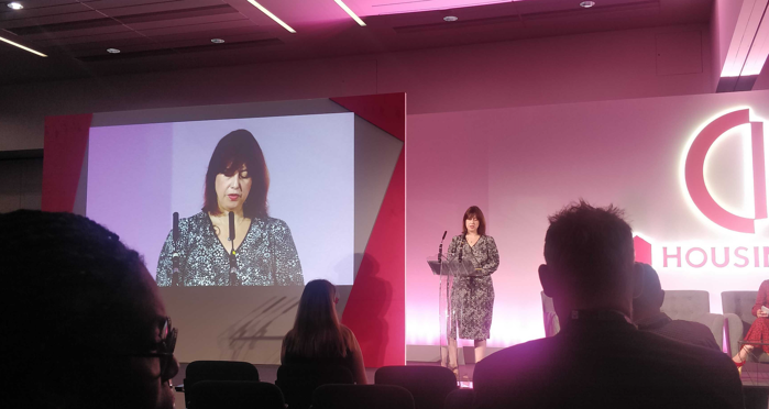 lucy powell secretary of state for housing keynote address
