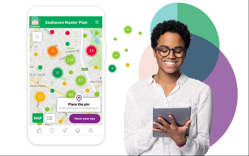 Community Heatmap Header