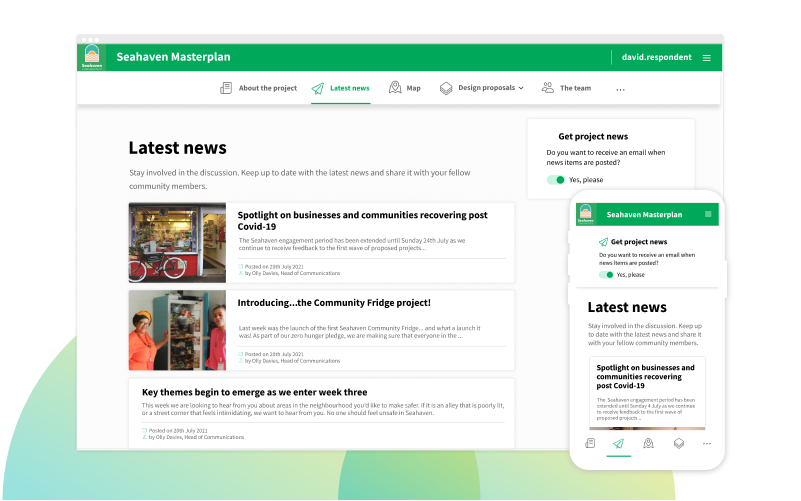 Commonplace News Feed